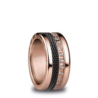BERING Ring Combination. Interchangeable Mix & Match Rings - Amsterdam