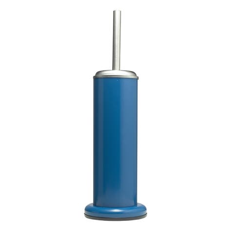 Sealskin Toilet Brush And Holder Acero Blue