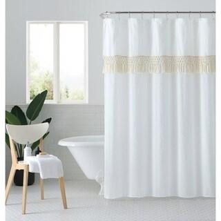 Peach & Oak - Lydia - Shower Curtain