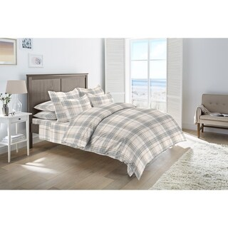Dormisette Luxury German Flannel Ultra Soft 3-piece 6-Ounce Duvet Cover Set