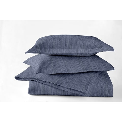 Dormisette Luxury Flannel 6-Ounce Duvet Cover Set