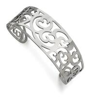Chisel Stainless Steel Fancy Cuff Bracelet - china