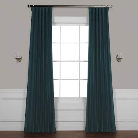 Exclusive Fabrics Bellino Blackout Curtain