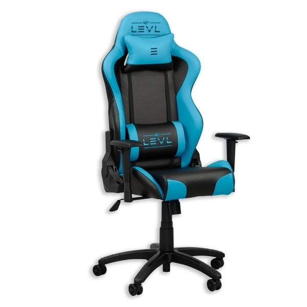 Shop Nxt Levl Gaming Chair Heavy Duty Neck And Lumbar