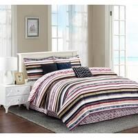 R2Zen™ Celine 7-Piece Comforter Set - MultiColor