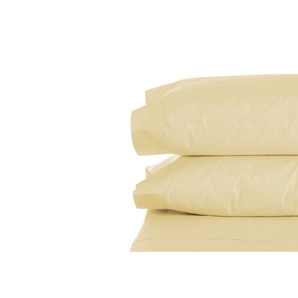 King Queen Standard Size 1800 Pillow Case Set Set of 2 Pillowcases