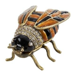 Bumble Bee Jewelry Box