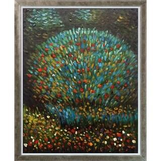 Gustav Klimt 'Apple Tree' Hand Painted Oil Reproduction