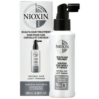 Nioxin System 1 3.4-ounce Scalp & Hair Treatment