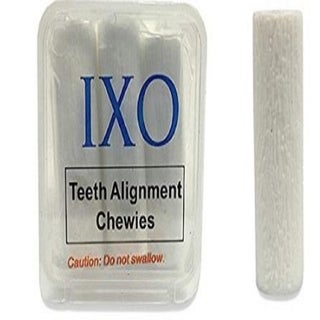 Aligner Chew Gum Unscented Clear Tray to Speed Up Treatment