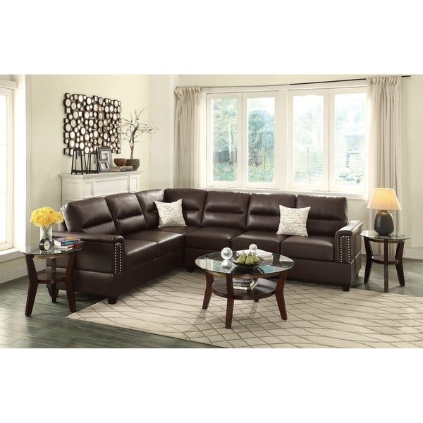 Edson 2 Piece Sectional Sofa