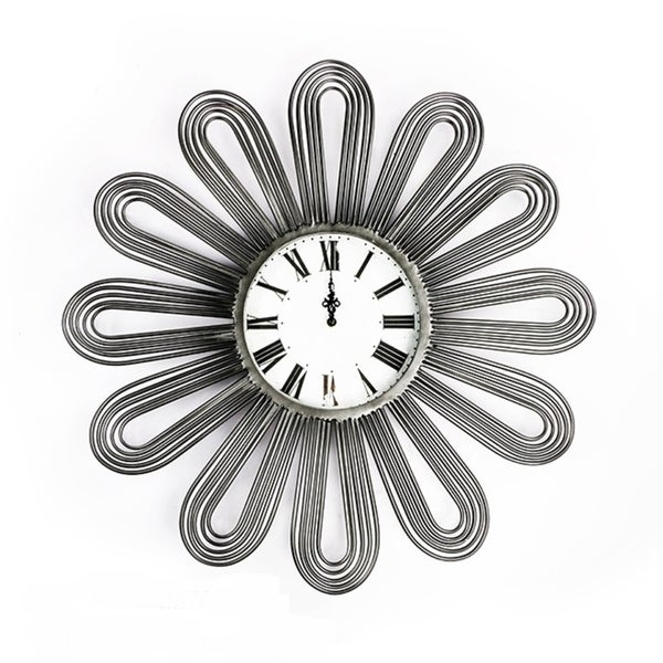 Handmade Modern Reflection Wall Clock