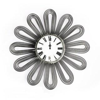 Modern Reflection Wall Clock