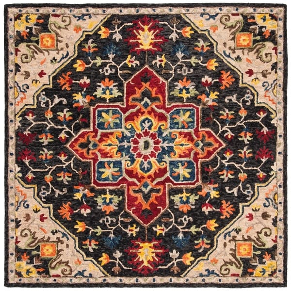 Shop Safavieh Handmade Aspen Anita Boho Tribal Wool Rug - On