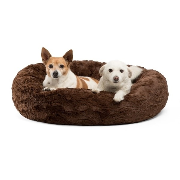Shop Best Friends By Sheri Donut Bed In Lux Free