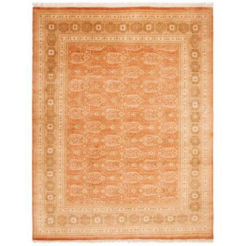 Safavieh Couture Hand-knotted Heirloom Zhane Traditional Oriental Wool Rug