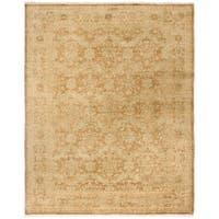 Safavieh Couture Handmade Polonaise Traditional Oriental - Pistaccio Wool Rug - 9' x 12'