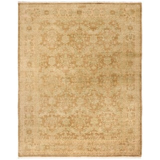 Safavieh Couture Hand-knotted Polonaise Cecilija Traditional Oriental Wool Rug with Fringe