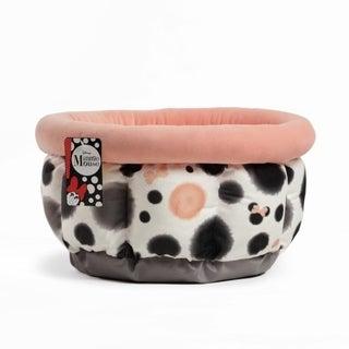 Best Friends by Sheri - Disney Cuddle Cup in Minnie, Big Coral Dots