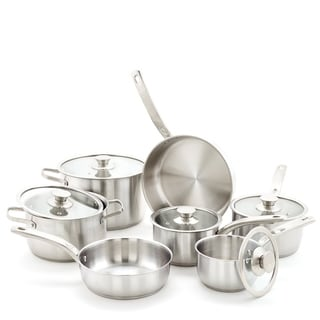 Link to 12 Pc. Stainless Steel Cookware Set Similar Items in Dinnerware