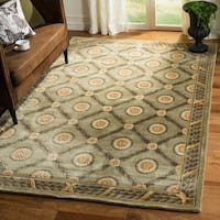 Safavieh Couture Handmade Florence Traditional Oriental - Wool Rug - Assorted - 6' x 9'