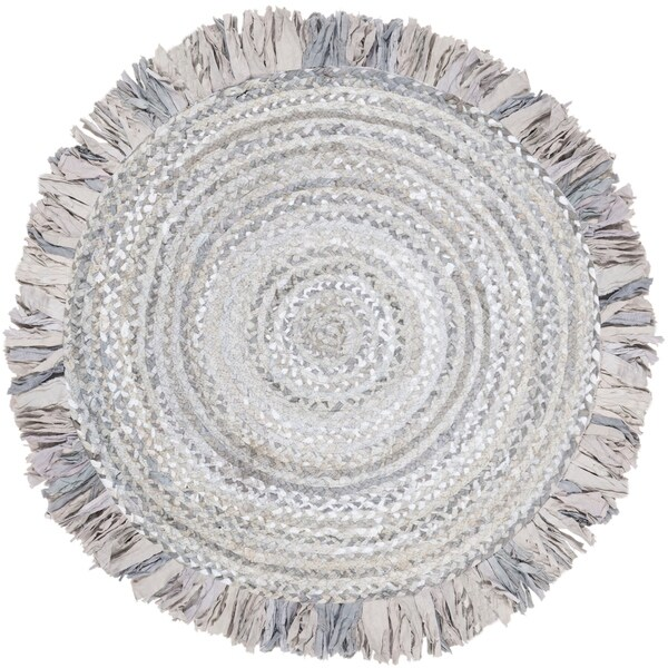 Shop Safavieh Handmade Braided Libby Country Cotton Rug
