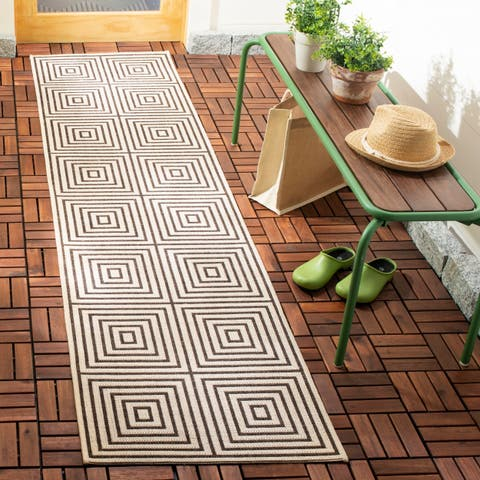Safavieh Beach House Monica Indoor/ Outdoor Rug