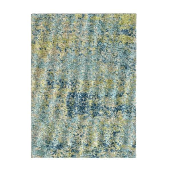 "Colorfields Bistro Lake Printed Rectangle Rug - 8'6"" x 12'"