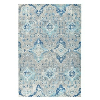 """Colorfields Greyson Driftwood Printed Rectangle Rug - 7'6"""" x 9'6"""""""