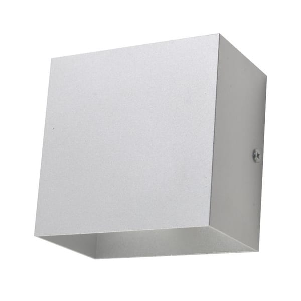 Modern Led Wall Lights Up Down Cube Sconce Lighting Fixture Lamp Indoor Outdoor