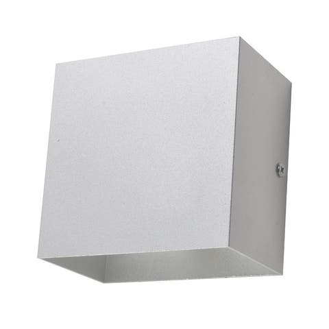 LED Indoor Up/Down Lighting COB Wall Sconce Cube Light