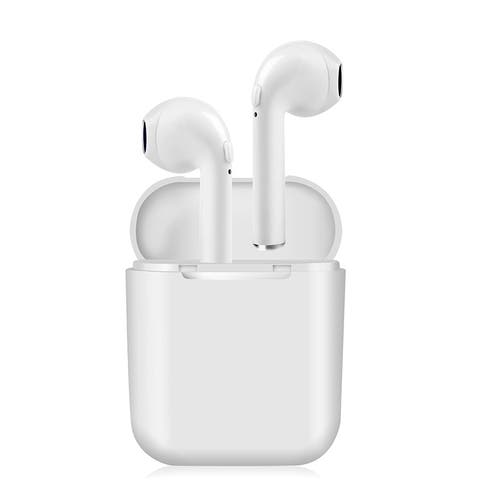 Wireless Bluetooth Earphones Headset with Mini Charging Case