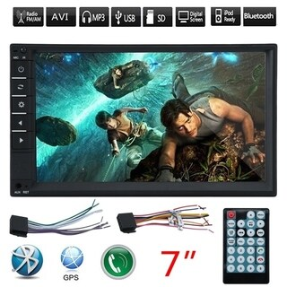 7 Inch HD Car MP5 Player 7205B Bluetooth Stereo Radio Double 2DIN Media Player