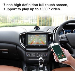 7002B Car MP5 Player 7 Inch HD Stereo Radio Bluetooth Touch Screen FM Radio