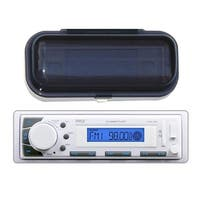 Pyle Marine Audio  Receiver USB iPod/MP3 Player w/Waterproof Cover