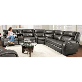 Southern Motion's Maverick Reclining Sectional