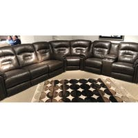Southern Motion's Avatar Reclining Sectional