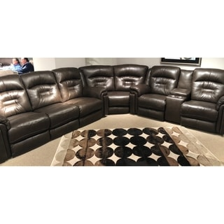 Bon Southern Motionu0027s Avatar Reclining Sectional