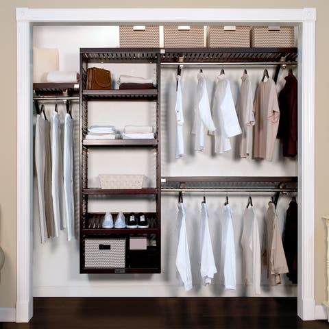 Buy John Louis Closet Organizers Systems Online At Overstock Our
