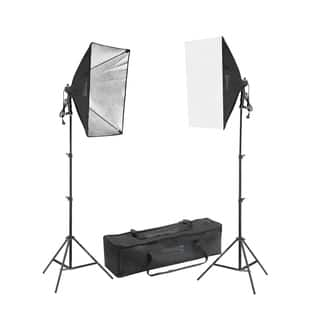 LED Photography Light Set and Digital Video Continuous Square Perfect