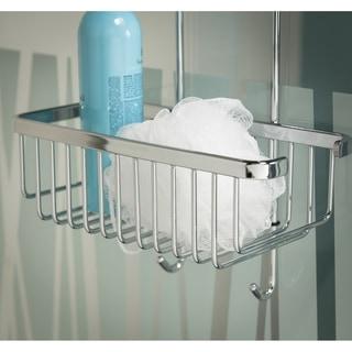 Link to Tiger Exquisit Large Hanging Shower Basket Chrome Similar Items in Shower & Bath Caddies