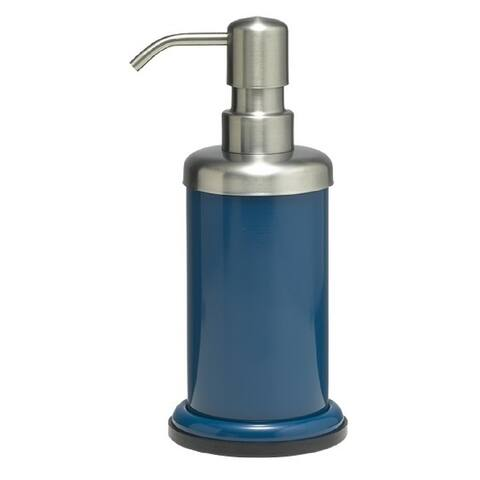 Sealskin Countertop Soap And Lotion Dispenser Acero Blue