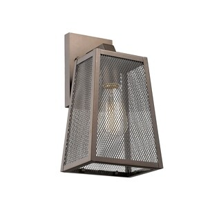 Chloe 1-light Oil Rubbed Bronze Outdoor Wall Sconce