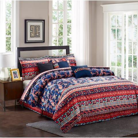 R2Zen Hannah 7-Piece Comforter Set