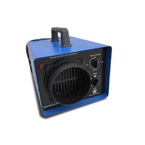 Zackman Odor Shock UV w Holder Ozone Generator