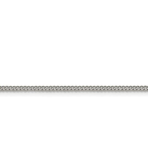Chisel Stainless Steel 2.25mm Round Curb Chain