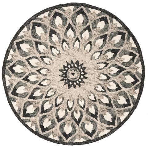 Safavieh Handmade Novelty Elizabeta Wool Rug