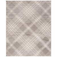 Safavieh Adirondack Vintage Oriental - Light Grey / Ivory Rug - 9' x 12'