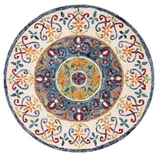 Safavieh Handmade Novelty Armance Ornate Wool Rug