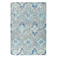 """Colorfields Greyson Driftwood Printed Rectangle Rug - 8'6"""" x 12'"""